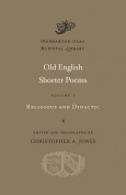 Old English Shorter Poems