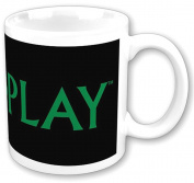 Coldplay Logo Mug [Merchandise]