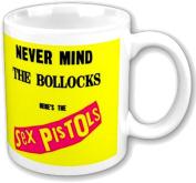 Sex Pistols Sex Pistols Yellow Mug [Merchandise]