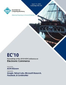 Ec10 Proceedings of the 2010 ACM Conference on Electronic Commerce