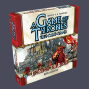 A Game of Thrones the Card Game Expansion Lions of the Rock