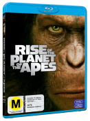 Rise Of The Planet Of The Apes [Region B] [Blu-ray]