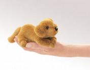 "Mini Golden Retriever F/p ""new 2011 Product"" [Finger Puppet]"