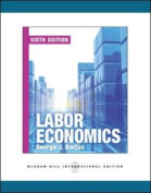 Labor Economics. George J. Borjas