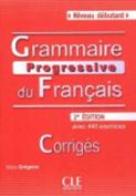 Grammaire Progressive Du Francais - Nouvelle Edition [FRE]