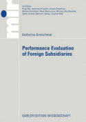 Performance Evaluation of Foreign Subsidiaries