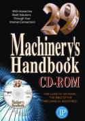 Machinery's Handbook: 29