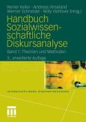 Handbuch Sozialwissenschaftliche Diskursanalyse