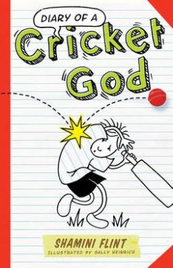 Diary of a Cricket God (DIARY OF A...)