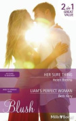 Her Sure Thing / Liam's Perfect Woman