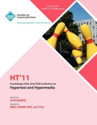 Ht 11 Proceedings of the 22nd ACM Conference on Hypertext and Hyoermedia