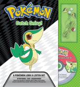 Catch Snivy! a Pokemon Look & Listen Set