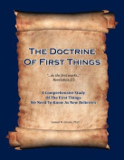 The Doctrine of First Things