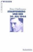 Stauffenberg Und Der 20.Juli 1944 [GER]