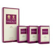 Yardley London April Violets Soaps 100 g - Pack of 3