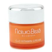 C+C Vitamin Cream SPF 10 ( For Dry Skin ), 75ml/2.5oz