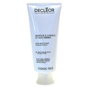 Face - Masks by Decleor Clay & Herbal Cleansing Mask (All Skin Types) Salon Size 200ml