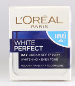 L'Oreal Paris White Perfect Transparent Rosy Whitening Day Cream SPF 17 50ml
