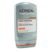 Men Expert 24HR Hydrating Post Shave Balm ( For Normal to Dry Skin ), 100ml/3.3oz