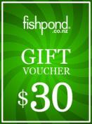 Fishpond Gift Voucher - $30