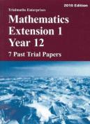 Mathematics Extension 1: Year 12