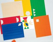 Pattern Blocks Stickers