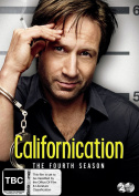 Californication : Season 4 [Region 4]