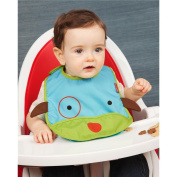 Skip Hop Zoo Tuck-Away Bib Owl