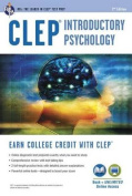 CLEP(R) Introductory Psychology Book + Online