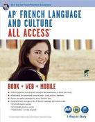 AP(R) French Language & Culture All Access W/Audio  : Book + Online + Mobile (Advanced Placement  [FRE]