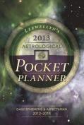Llewellyn's 2013 Astrological Pocket Planner