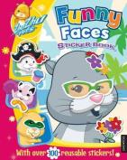 Zhuzhu Pets Funny Faces
