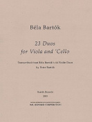23 Duos for Viola and Cello