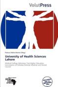 University of Health Sciences Lahore [GER]