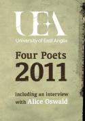 Four Poets: UEA Poetry: 2011