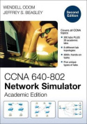 CCNA 640-802 Network Simulator, Academic Edition
