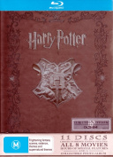Harry Potter Collection  [Blu-ray]