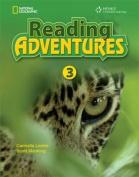 Reading Adventures 3 Student Book