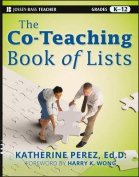 The Co-teaching Book of Lists (J-B Ed