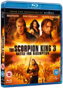The Scorpion King 3 - Battle for Redemption [Region B] [Blu-ray]