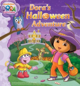 Dora's Halloween Adventure (Dora the Explorer (Simon Spotlight)) [Board book]