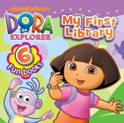 Dora the Explorer - My First Library [Board book]