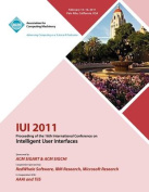 Iui 2011 Proceeding of the 16th International Conference on Intelligent User Interface
