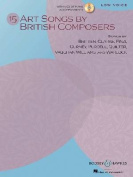 15 Art Songs by British Composers, Low Voice
