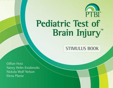 Pediatric Test of Brain Injuryo (PTBIO): Stimulus Book
