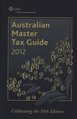 cch master tax guide books buy online from fishpond co nz rh fishpond co nz CCH Tax Courses Practical Tax
