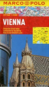 Vienna Marco Polo City Map