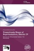 Pennsylvania House of Representatives, District 29