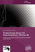Pennsylvania House of Representatives, District 86
