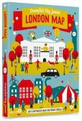 Junior London Crumpled City Map